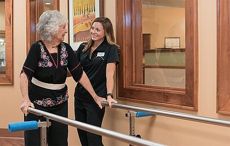Skilled Nursing Care at The Pavilion Senior Living: What Makes Us Different