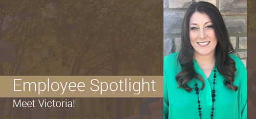 Victoria Harrison - Employee Spotlight