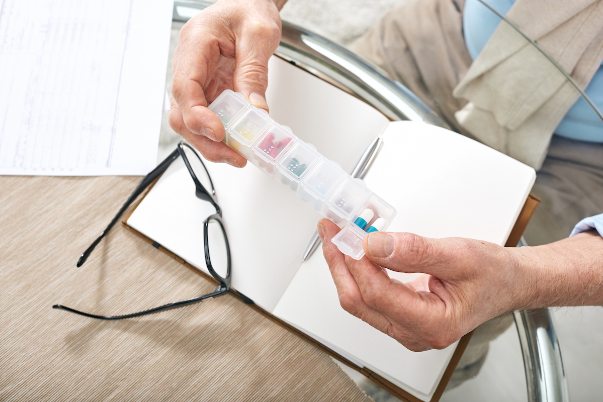 The Pavilion Senior Living shares medication safety tips.