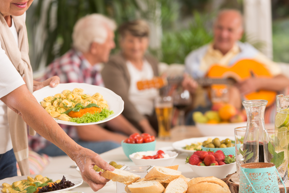 The Pavilion Senior Living Senior Nutrition Myths