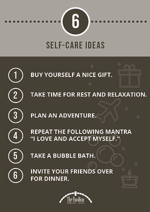 The Pavilion Senior Living _Self-Care Ideas