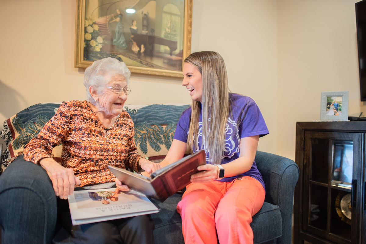Respite Care Services_The Pavilion Senior Living