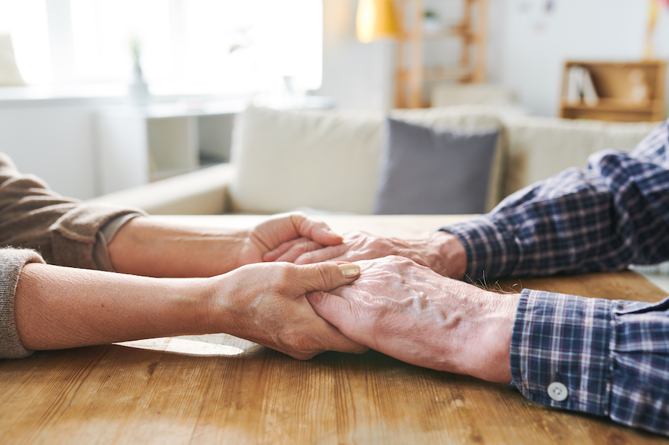 Maintaining Caregiver Health - The Pavilion Senior Living