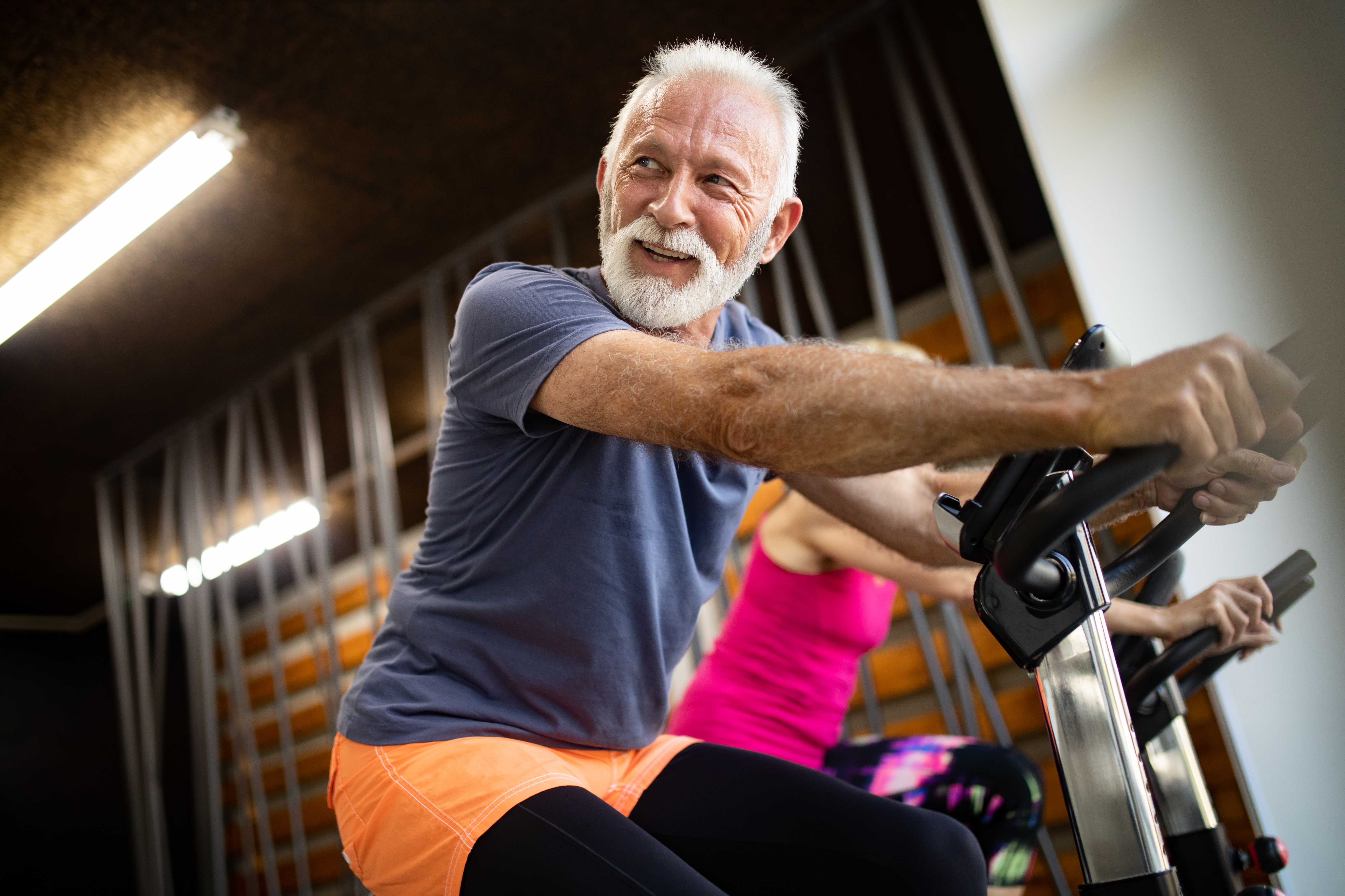 The Pavilions Exercises for Seniors to Stay in Shape